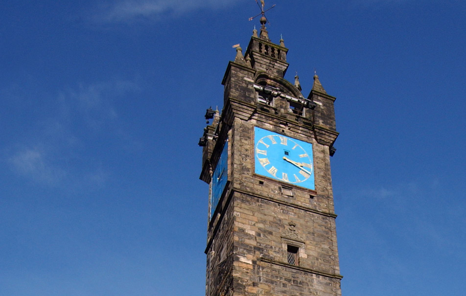 Tolbooth Clock Tower